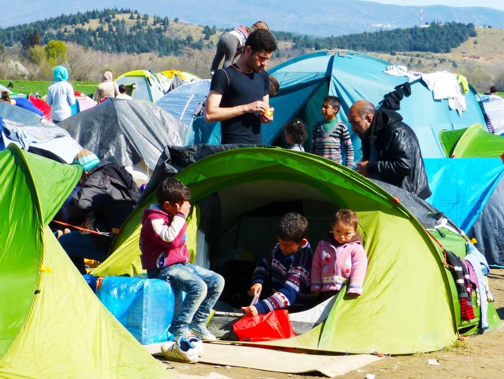 Kinder Zelt